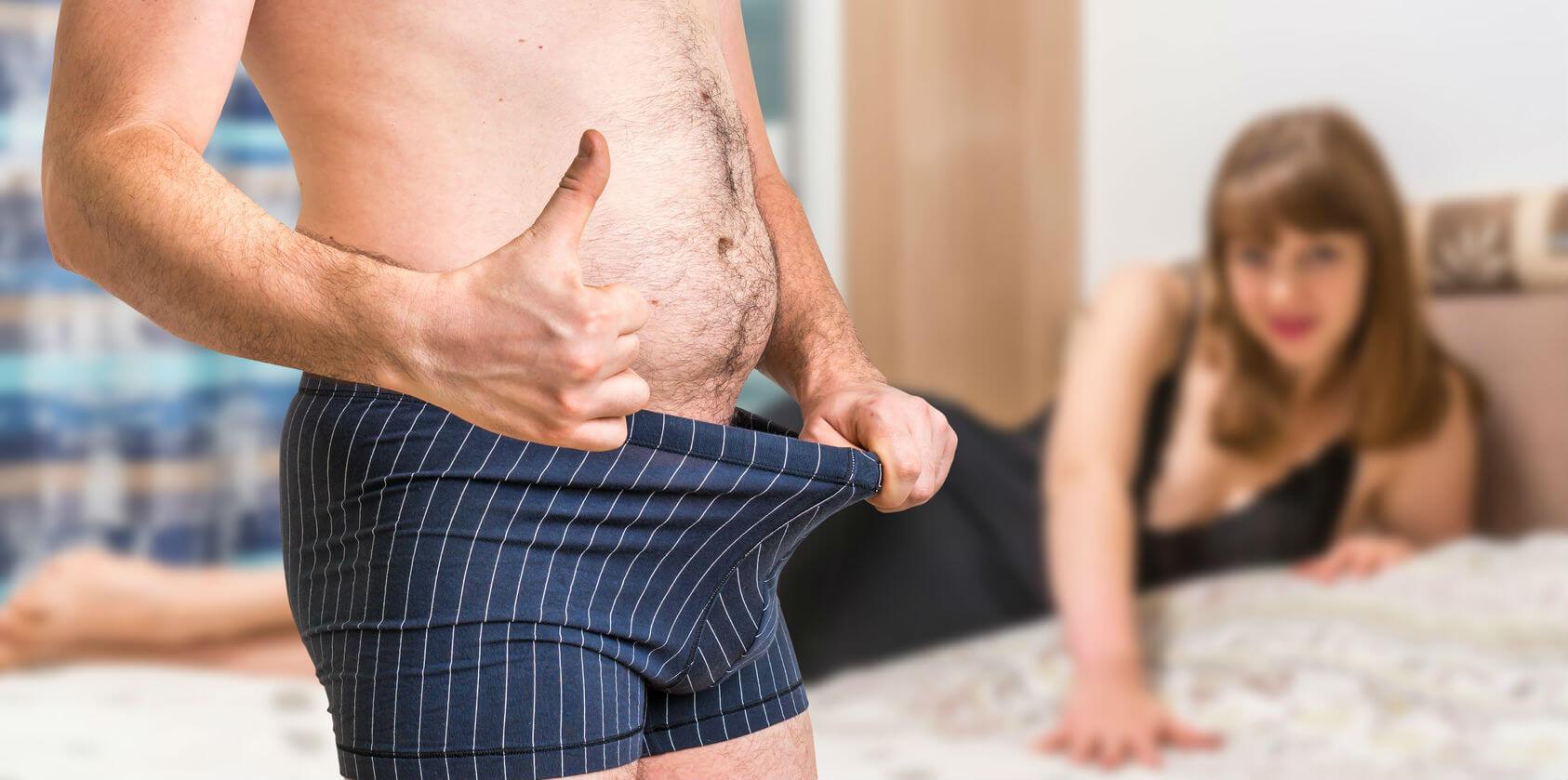 férfi gyenge erekció