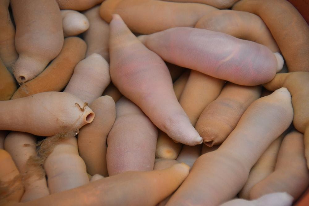milyen ételek befolyásolják a pénisz méretét