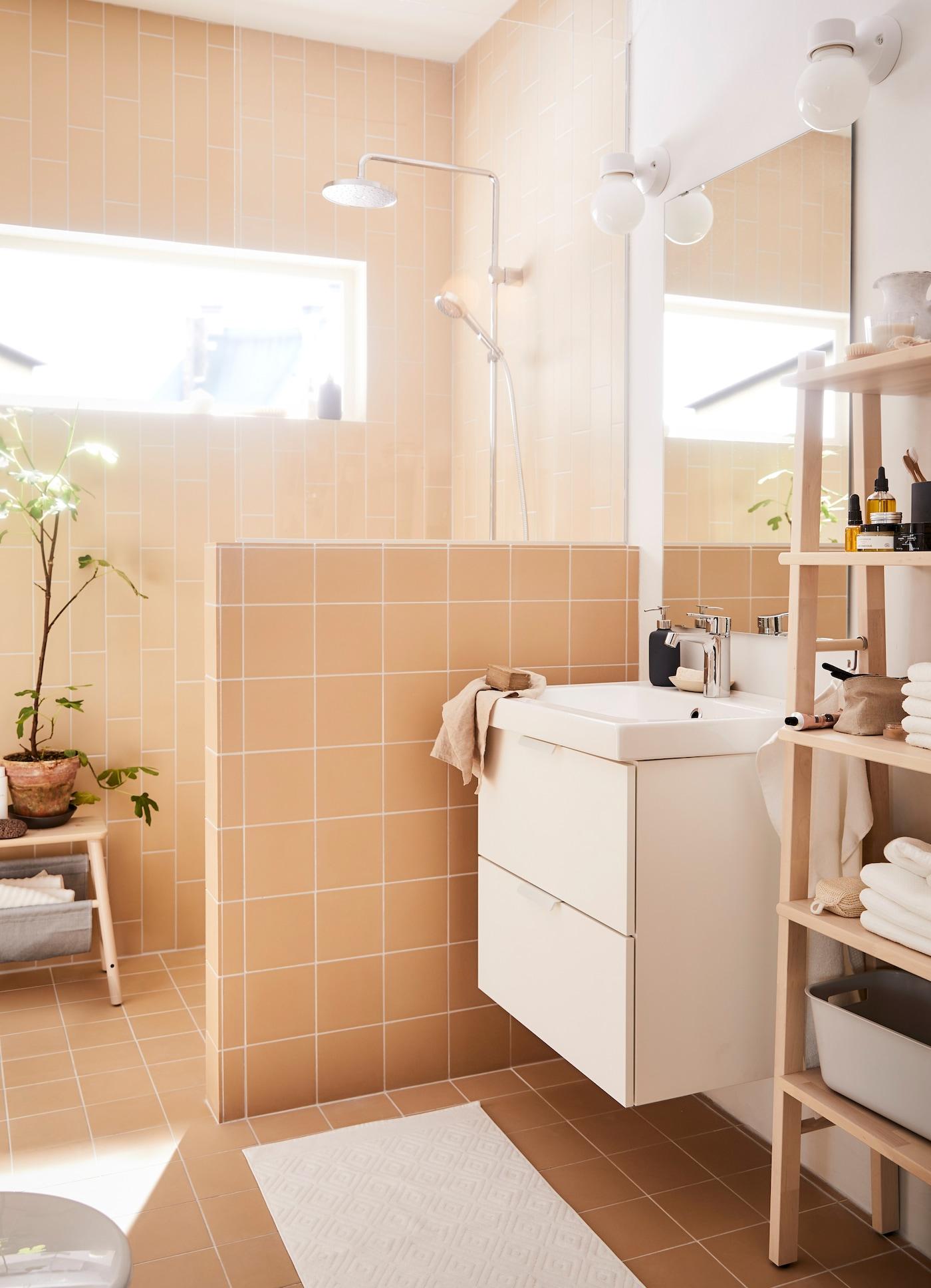 fotó felállítása a fürdőben)