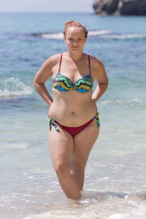 Chubby Beach Nudist Photos)