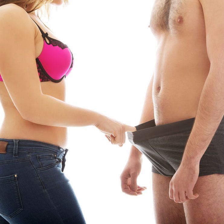 karcsúsításával megnő a pénisz