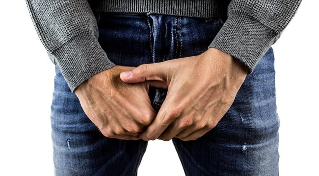 az erekció utáni kényelmetlenség