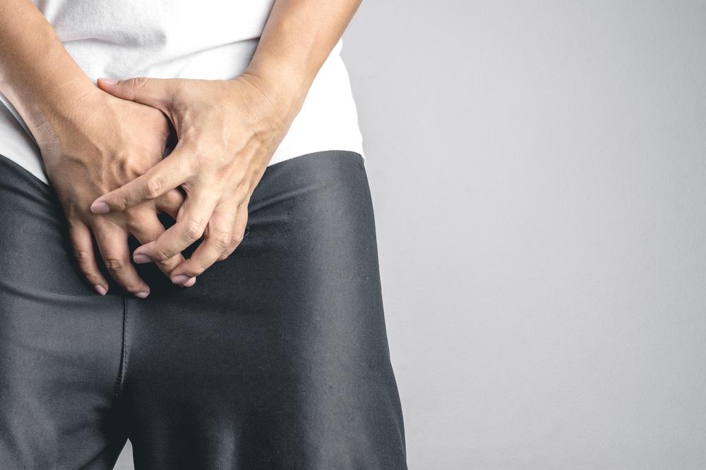 urethritissel, gyenge erekcióval csődör péniszét