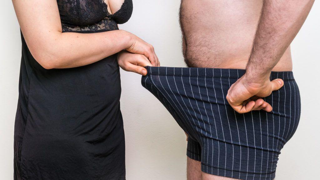 maximális péniszhossz az erekció során az erekció erős serkentője