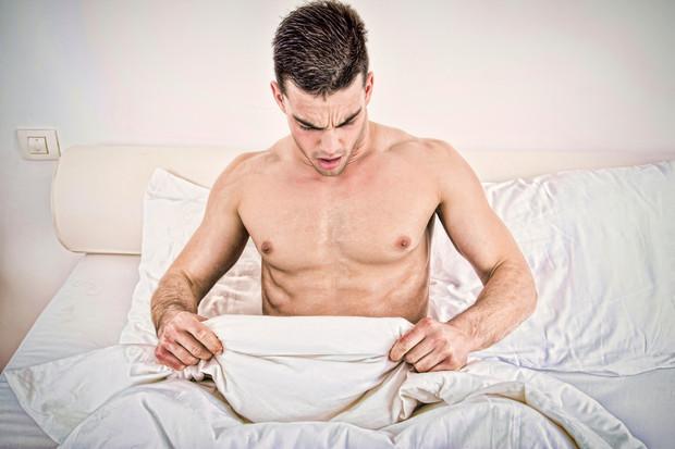 Nem érdemes pénisz - hogyan kell visszaállítani az erekciót