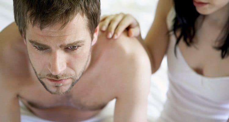 a csökkent férfiak erekciójának okai