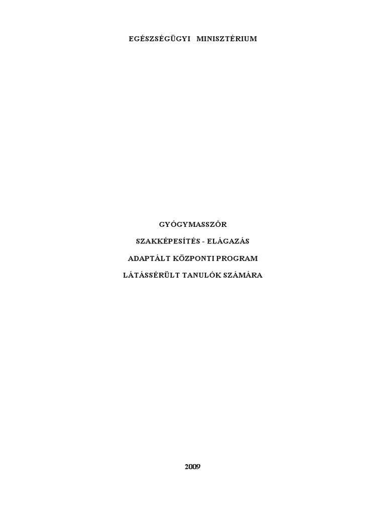 gyakorlatok és masszázs az erekció javítása érdekében)