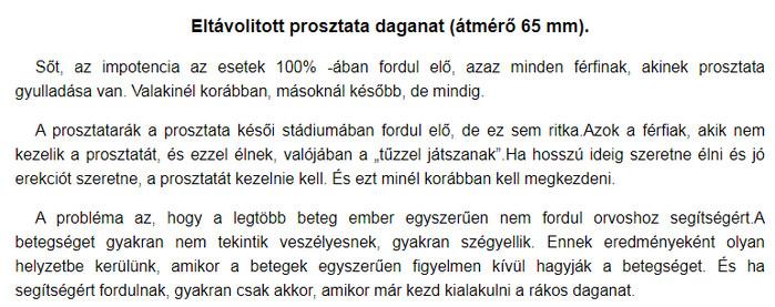 elveszett erekciós fórumok)