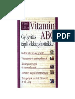 milyen vitaminokat kell inni a pénisz növekedéséhez