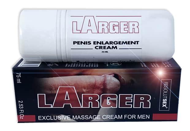 Mega Penis Pénisznövelő Krém – 75 ml (ÚJ)