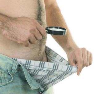 pénisz lóg és felálló