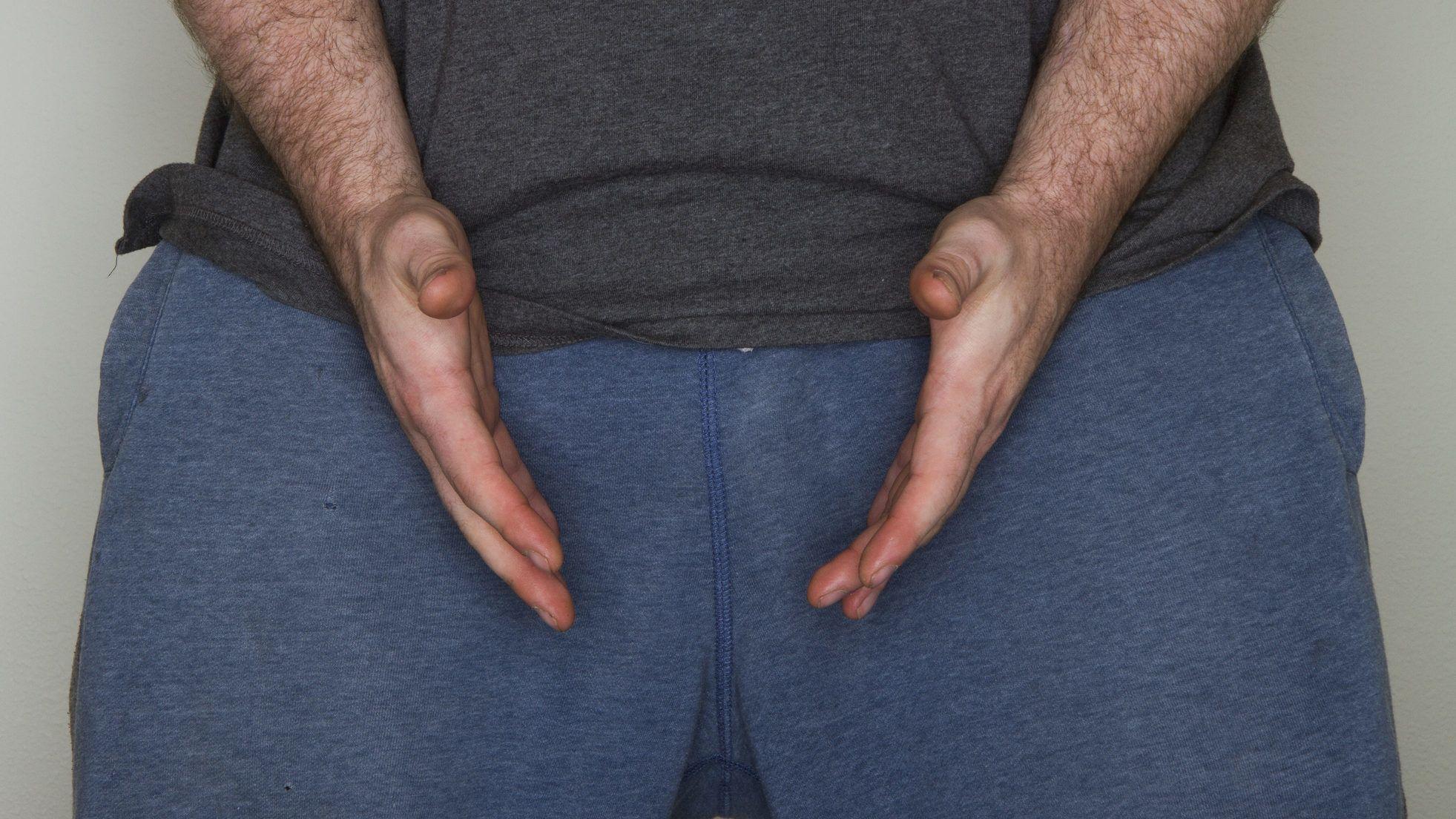 Nagy hímtagmustra: Valójában 12 különböző típusú férfiasság létezik
