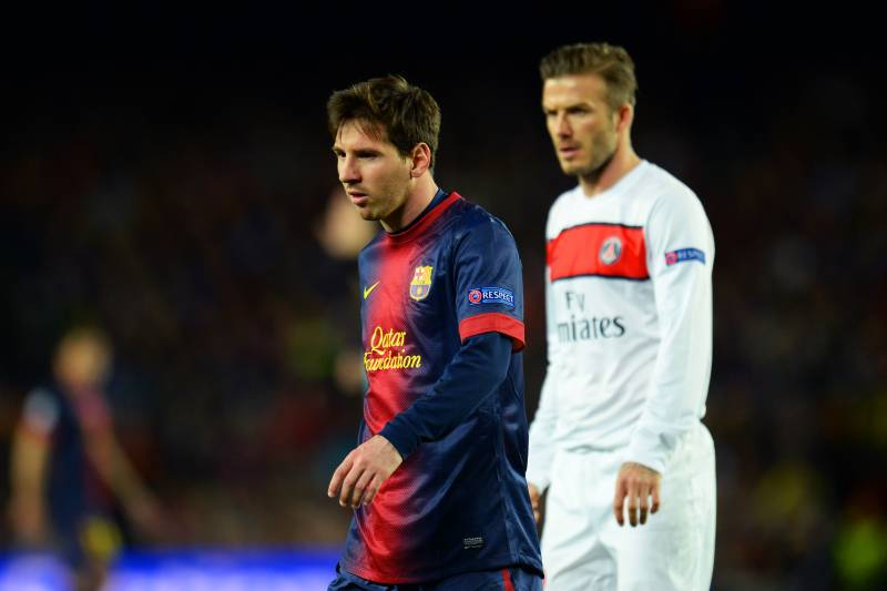 Kínos fotó miatt kell magyarázkodnia Messinek - Ripost