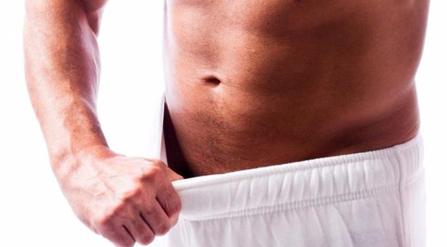 hímvessző elhízott férfiaknál