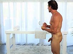 pihentető masszázs a pénisz számára)