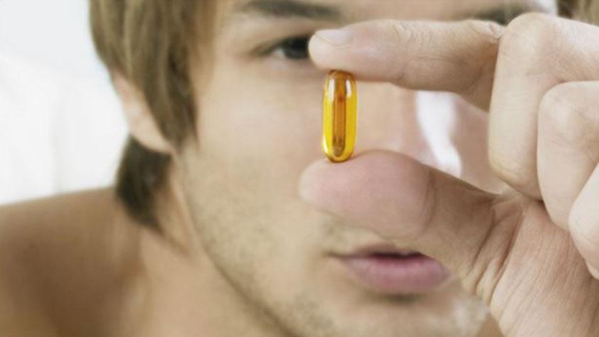 erekció d-vitamin