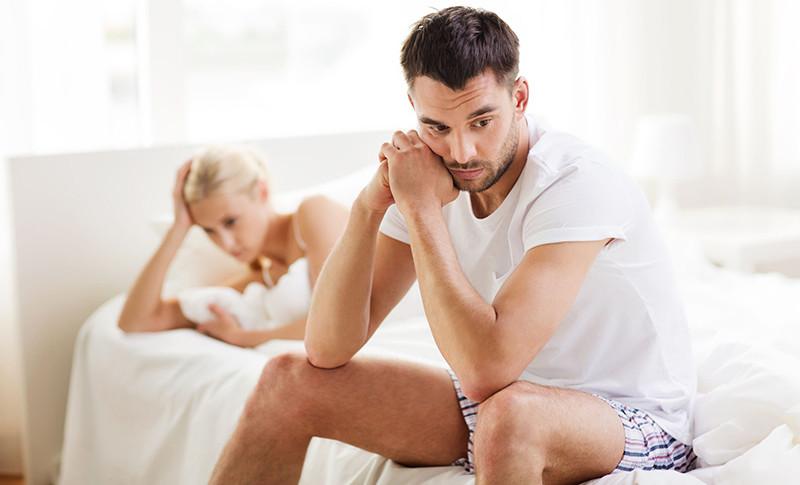 amikor a férfiaknál nincs erekció