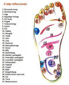 erekciós akupunktúrás pontok