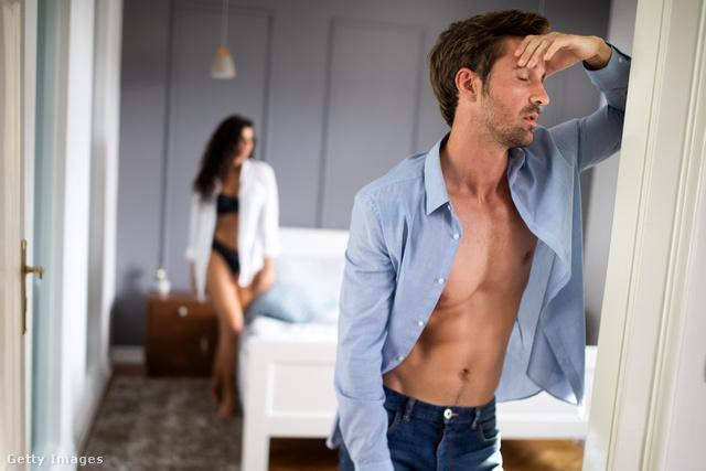 hány erekció legyen a férfiak számára merevedési pontok a lányokban