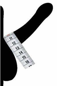 pénisz hosszának mérése