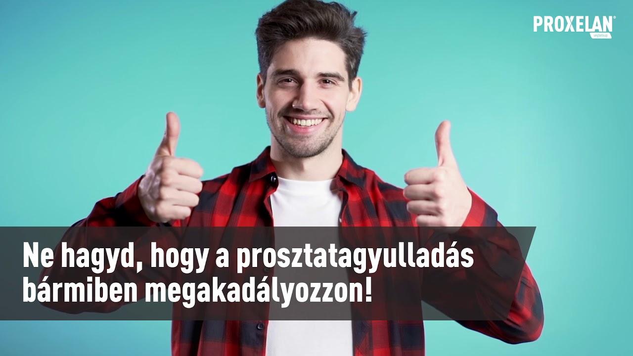 prosztatagyulladással nincs erekció miért)