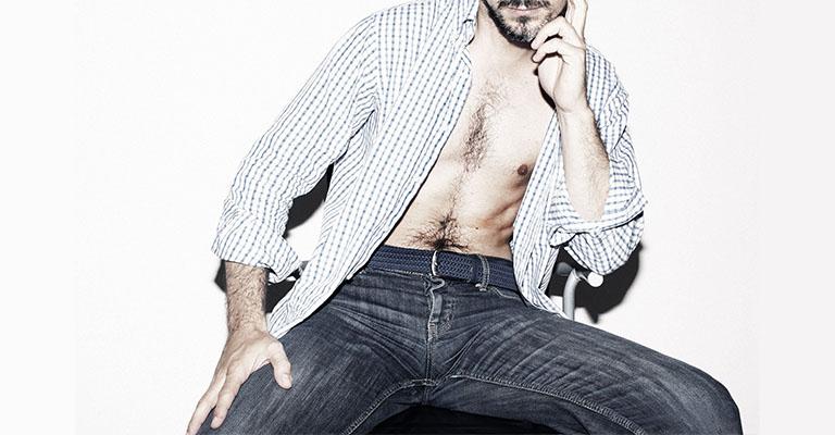 Különleges hímtagmustra: ezt rejtegetik nadrágjukban a híres férfiak - Ripost