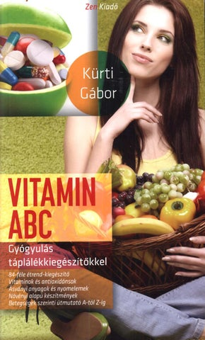milyen vitaminokat kell inni a pénisz növekedéséhez)