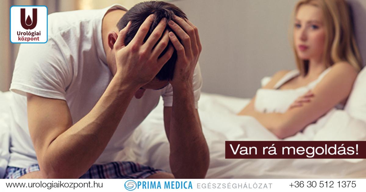 reggeli erekció és krónikus prosztatagyulladás)